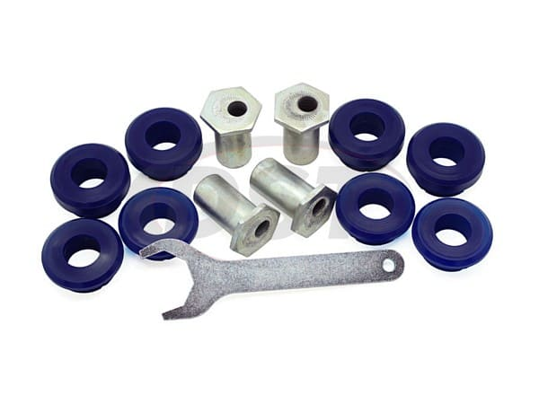 Front Upper Control Arm Bushings - Inner Eccentric Kit