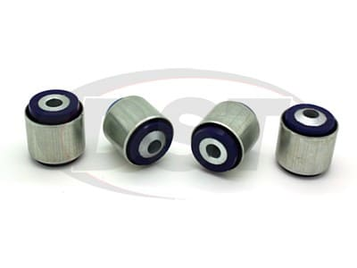 SuperPro Rear Control Arm Bushings for X1