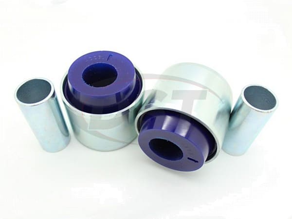 spf4228k Front Lower Control Arm Bushings - Rear Position - 1 Degree Caster Adjustment
