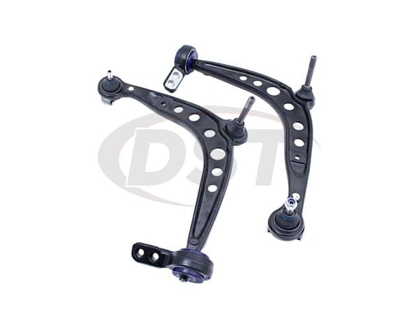 Front Lower Control Arm Assembly - Additional Caster