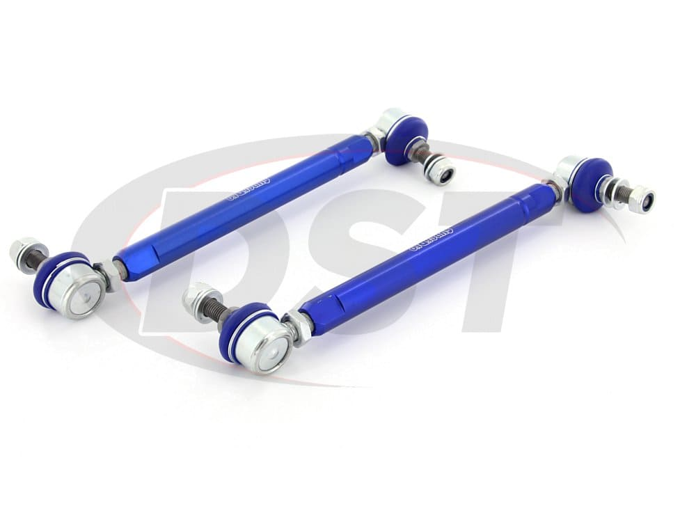 trc10200 Universal Sway Bar End Link Kit - Adjustable 245-305mm - 10mm Ball Joint End