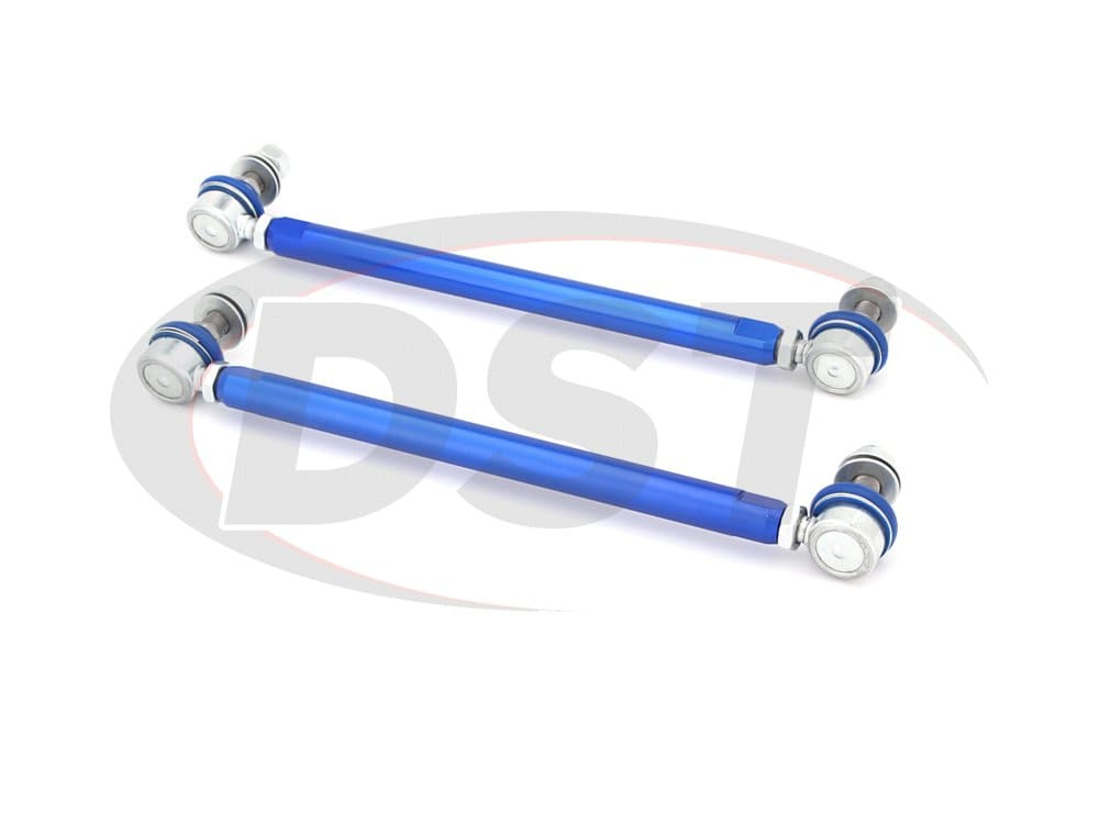 trc12265 Universal Sway Bar End Link Kit - Adjustable 320-365mm - 12mm Ball Joint End