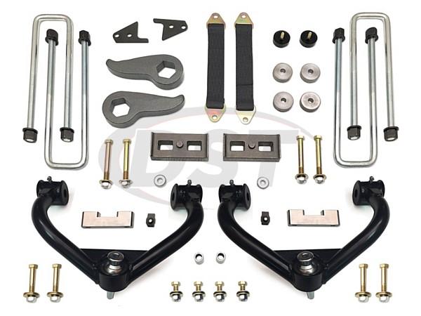 Complete Kit (w/o Shocks) - 3.5in