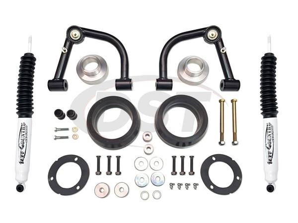 tc-52006kh Complete Kit (w/SX6000 Shocks) - 3 in
