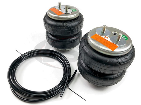 Rear Air Bag Kit/Chevy - GMC - Ford - Dodge Airbag Suspension Wiring On Dodge on