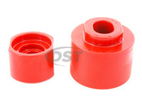 Polyurethane and Rubber Breakdown of Differences in Suspension Bushings