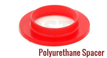 Universal Coil Spring Isolator Polyurethane