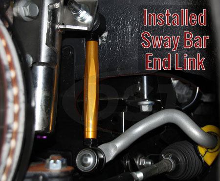 universal sway bar end links