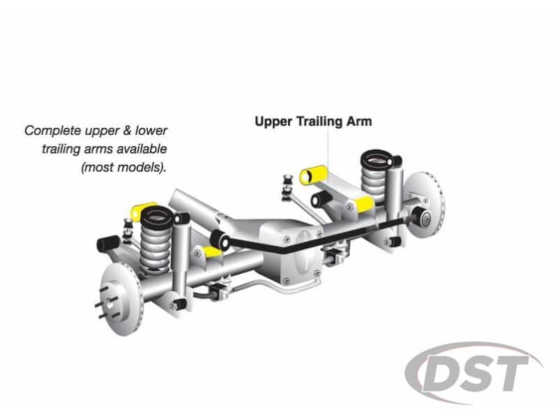 w51749 Front Upper Control Arm Bushings
