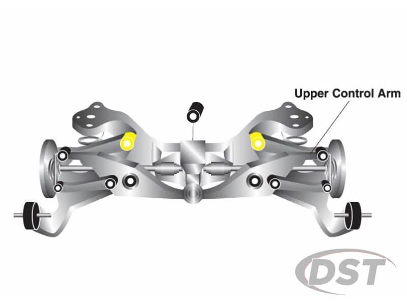 w63219 Rear Upper Control Arm Bushings