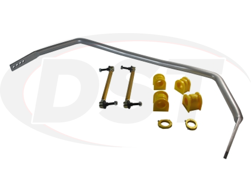 Front Sway Bar - 33mm - Heavy Duty - 4 Point Adjustable