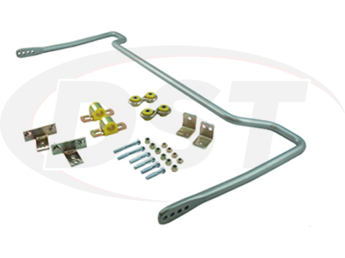 Rear Sway Bar - 24mm - 4 Point Adjustable