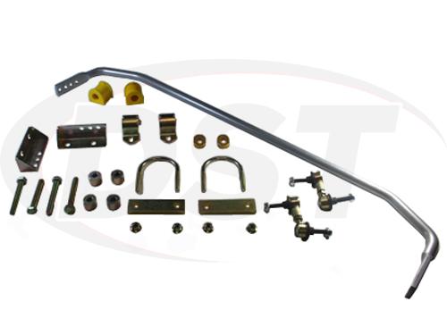 bhr84z Rear Sway Bar - 24mm - 3 Point Adjustable