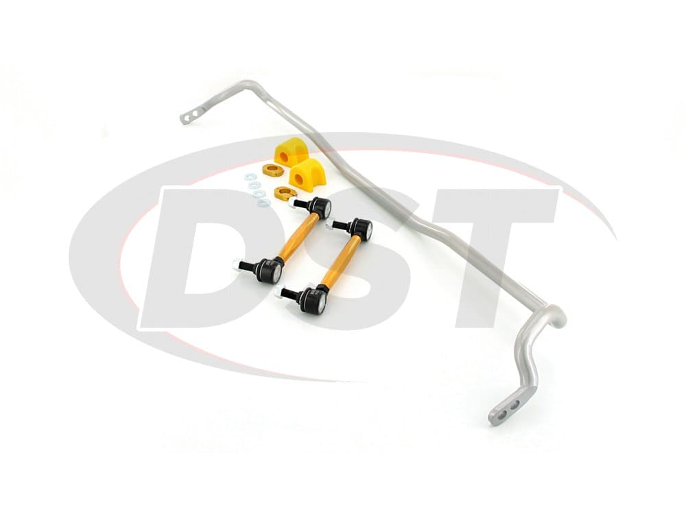bsf45xz Front Sway Bar - 22mm - 2 Point Adjustable