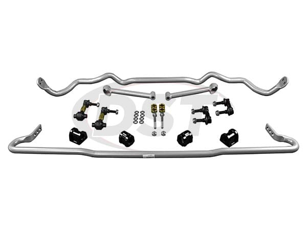 bsk017 Front and Rear Sway Bar and Endlink Kit - 26mm Front - 22mm Rear - Adjustable