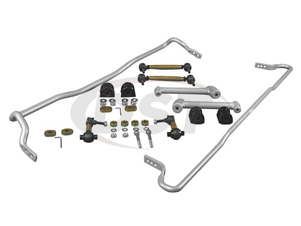 bsk020 Front and Rear Sway Bar and Endlink Kit - 22mm Front - 16mm Rear