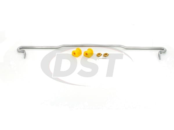 Rear Sway Bar Kit - Bushings - Lateral Locks - 18mm - 3 Point Adjustable