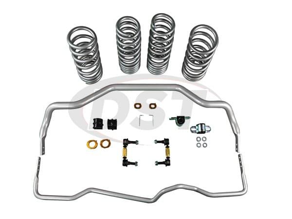 gs1-nis001 Grip Series 1 - Nissan 350Z Z33 - 6 Cyl