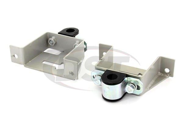 Rear Sway Bar Brace Brackets and Bushings - 20mm (0.78 inch)