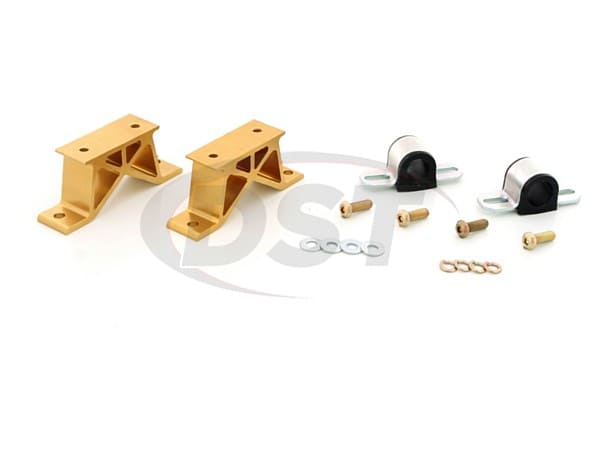 Rear Sway Bar Bushings and Heavy Duty Mounts - 24mm (0.94 inch)