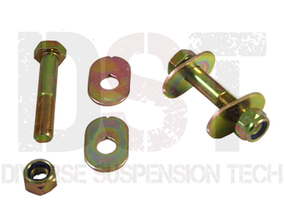 kca307 Rear Control Arm Lock Bolt Kit - Toe Correction