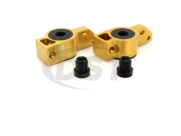 Front Lower Control Arm Bushings - Inner Rear Position - Anti-Lift Caster Correction