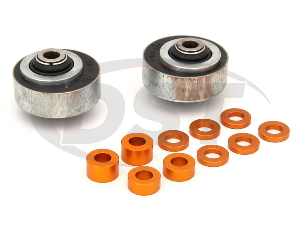 kca425 Subaru WRX/STI | Front Lower Inner Rear Control Arm Bushing | Caster Adjustment
