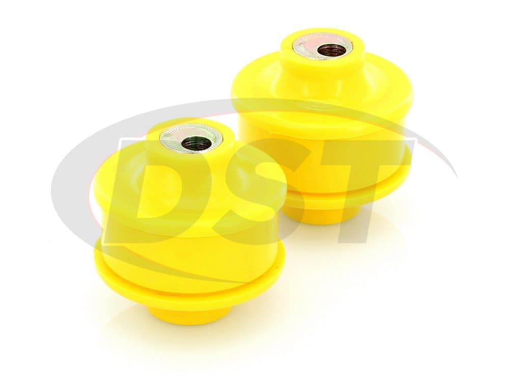 kca430 Front Radius Rod Bushings with Caster Adjustment