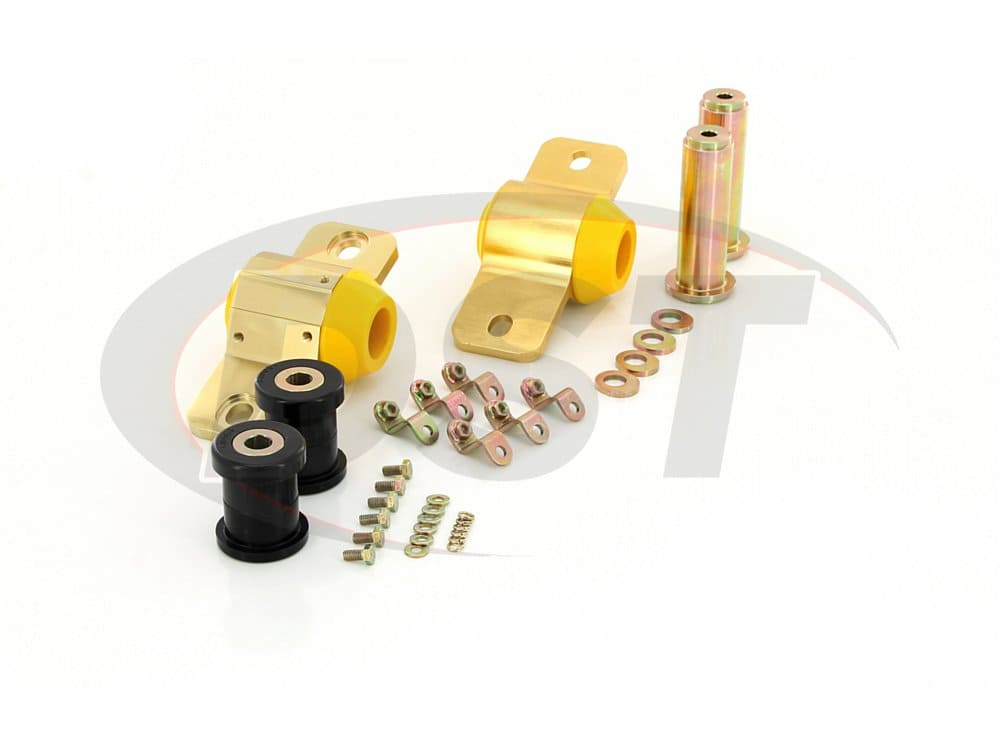 kca433 Front Control Arm - Lower Inner Front & Rear Bushing (Anti-Dive/Caster Correction)
