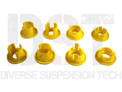 kdt910 Rear Crossmember Mount Inserts