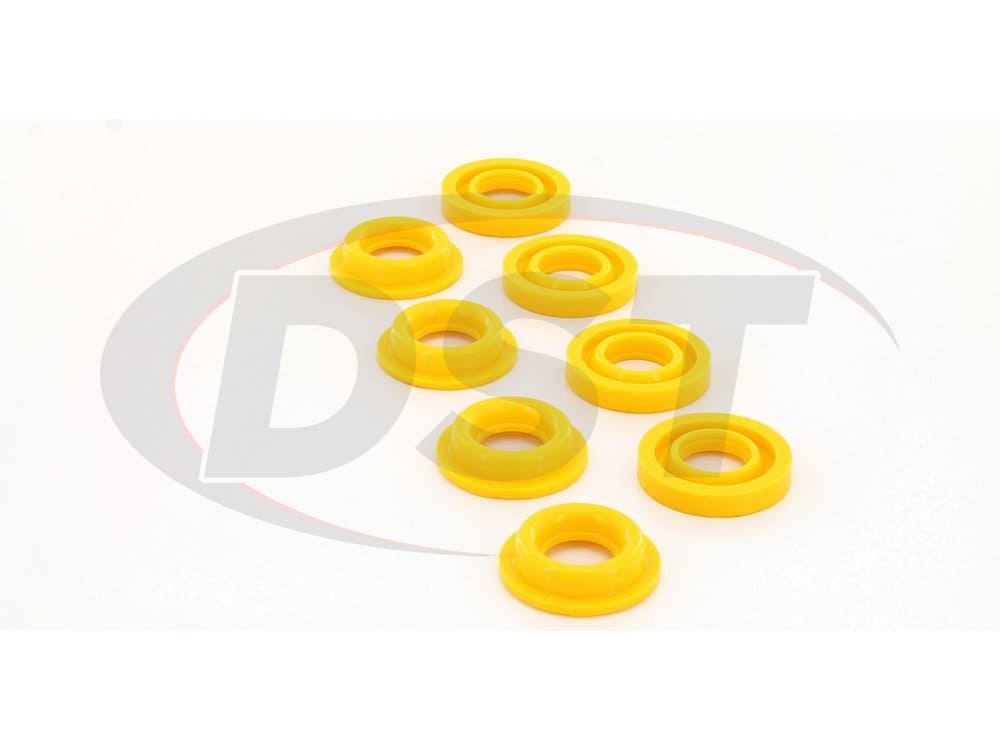 kdt922 Subframe Mount Inserts - Positive Traction Kit