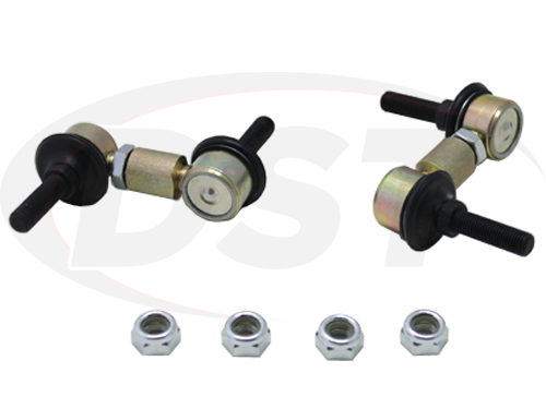 klc140-060 Universal Sway Bar End Link Kit - Adjustable 60-80mm