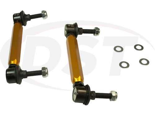 klc140-175 Universal Sway Bar End Link Kit -  Adjustable 170-195mm