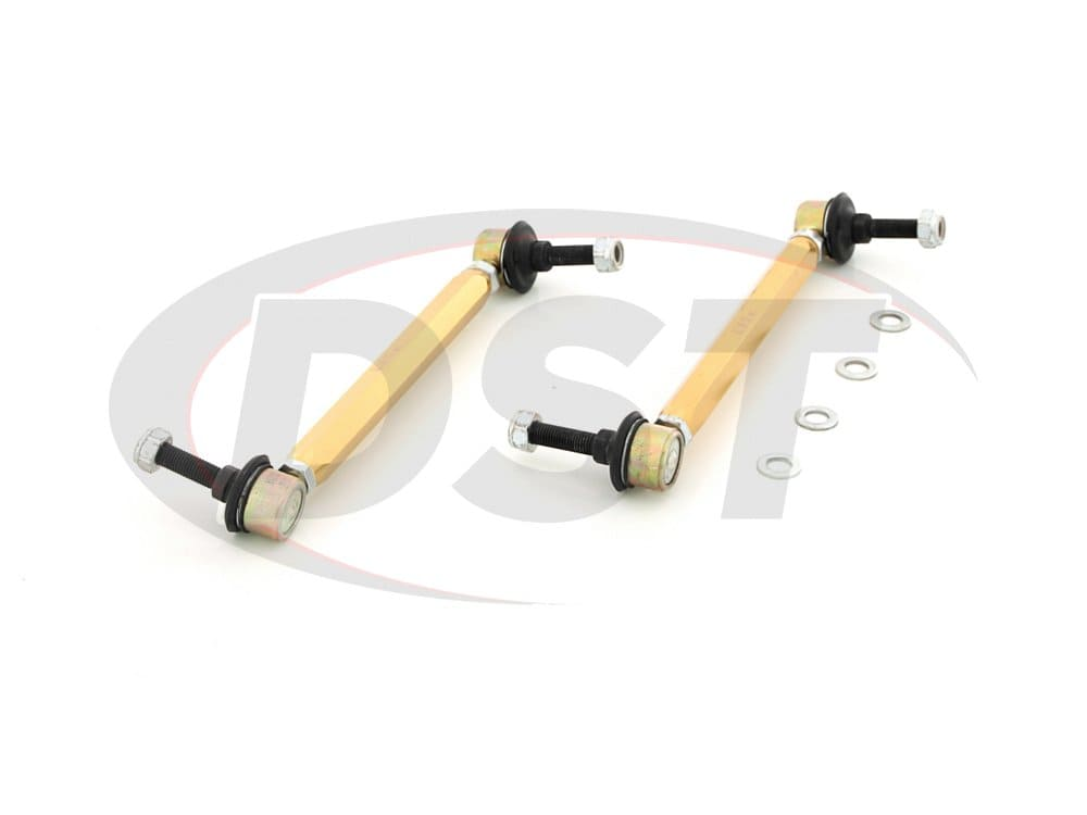 klc140-235 Universal Sway Bar End Link Kit - Adjustable 235-255mm