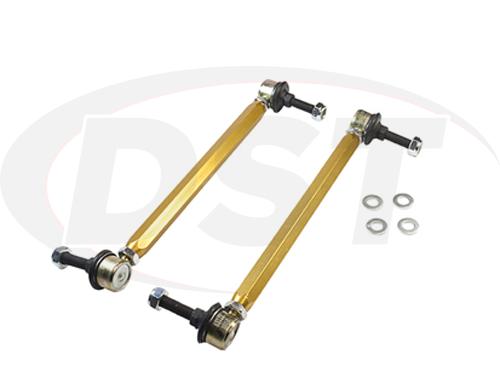 klc140-275 Universal Sway Bar End Link Kit - Adjustable 270-295mm