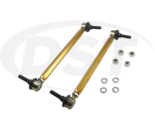 Front Sway Bar End Link Kit - Adjustable 290-315mm