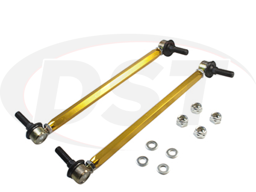 Front Sway Bar End Link Kit - Adjustable 330-355mm