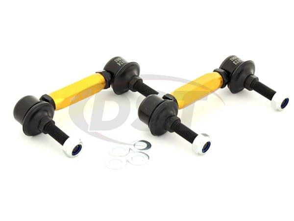 Rear Sway Bar End Link Kit - Adjustable 110-135mm