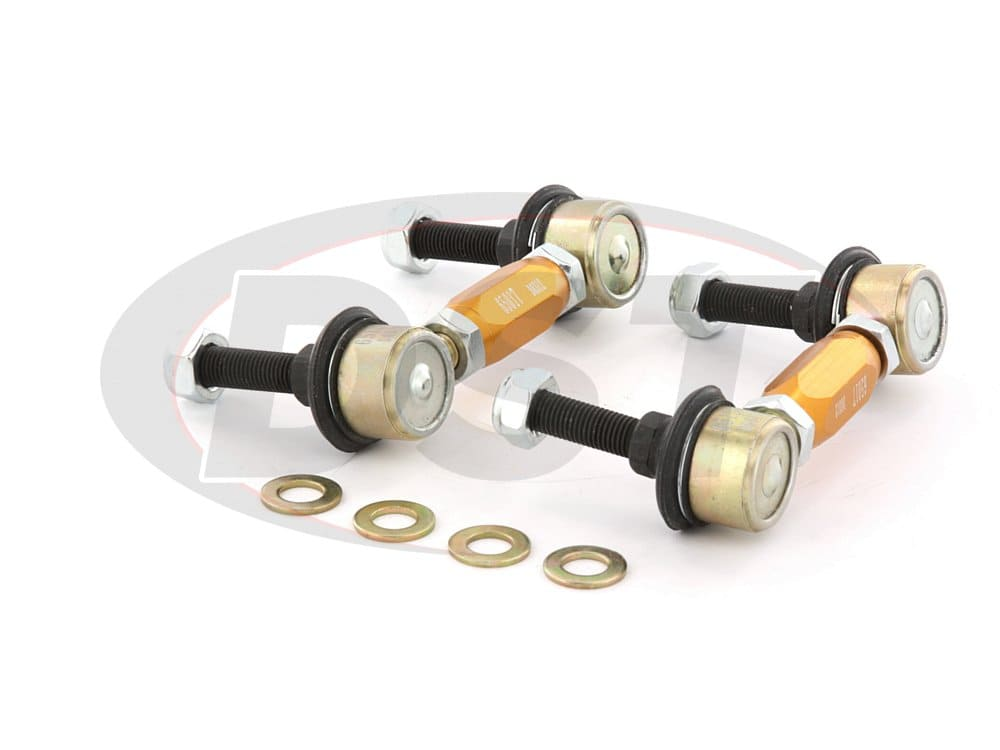 klc144 Rear Sway Bar End Link Kit - Adjustable 90-115mm