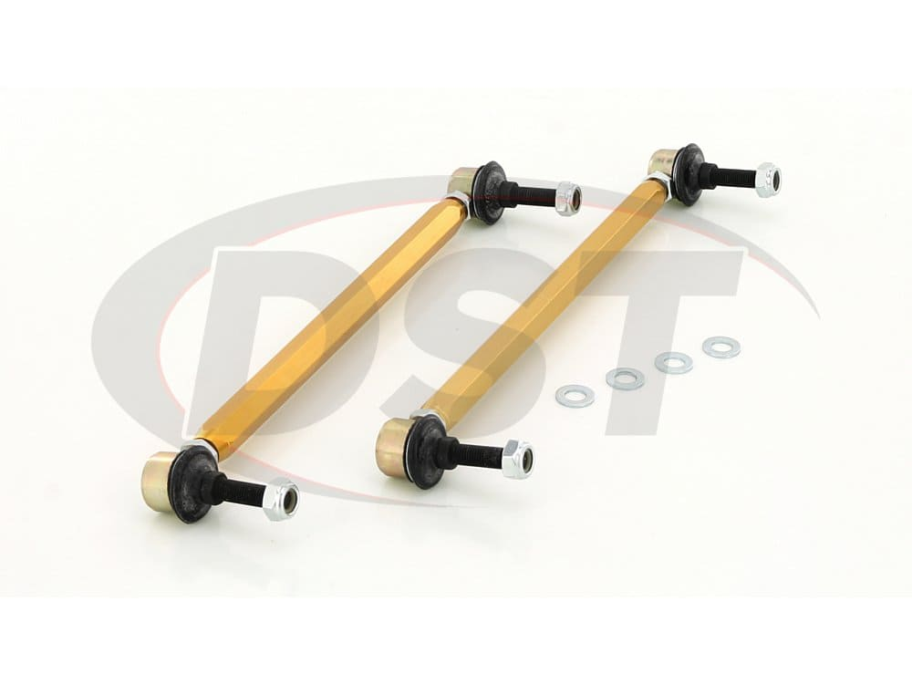 klc151 Front Sway Bar End Link Kit - Adjustable 310-335mm