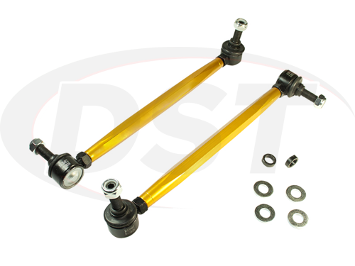 Front Sway Bar End Link Kit - Adjustable 320-345mm