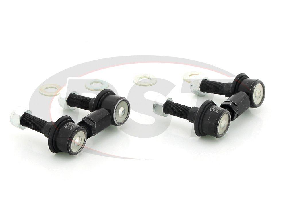 klc172 Front Sway Bar End Link Kit - Adjustable 65-75mm