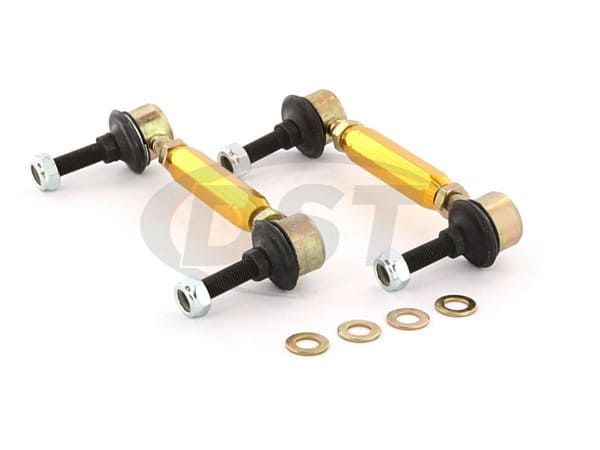 Rear Sway Bar End Link Kit - Adjustable 130-155mm