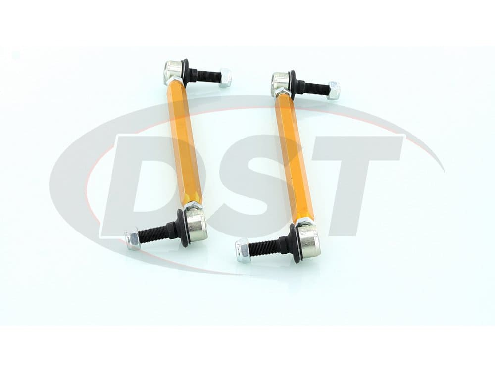 Front Sway Bar End Link Kit - Adjustable 310-335mm
