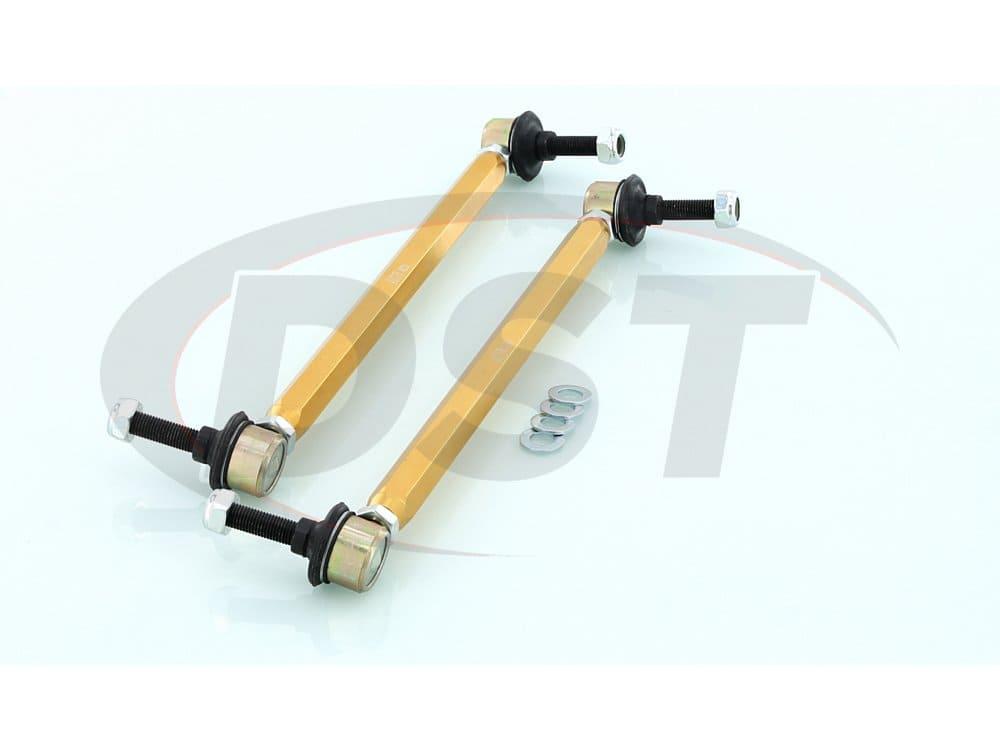 klc176 Front Sway Bar End Link Kit - Adjustable 310-335mm