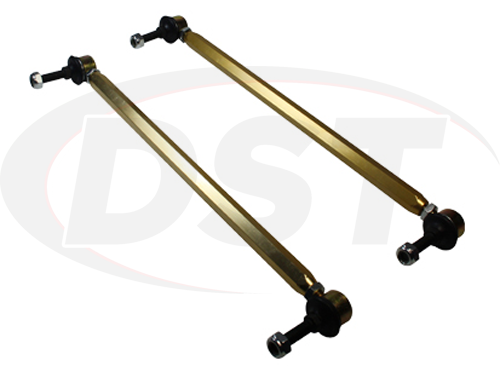 Front Sway Bar End Link Kit - Adjustable 390-415mm