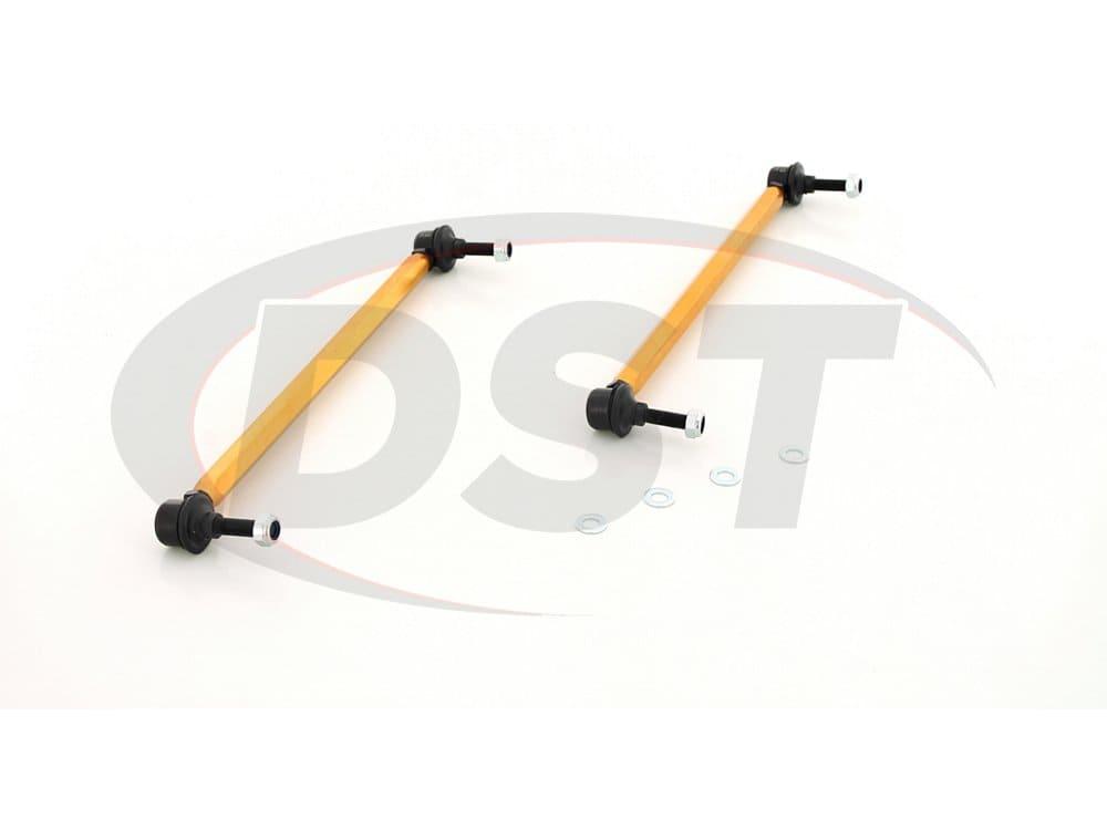 klc178 Front Sway Bar End Link Kit - Adjustable 370-395mm