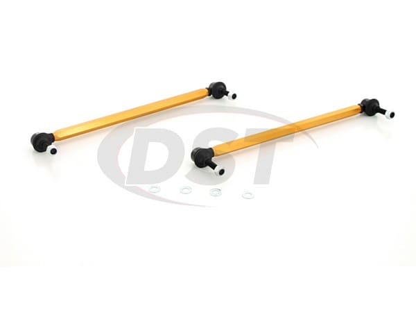 Front Sway Bar End Link Kit - Adjustable 370-395mm