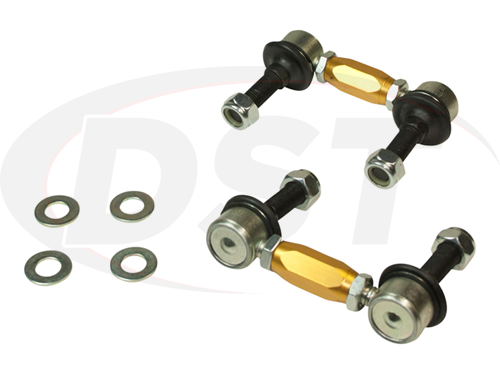 Universal Sway Bar End Link Kit - Adjustable 90-115mm