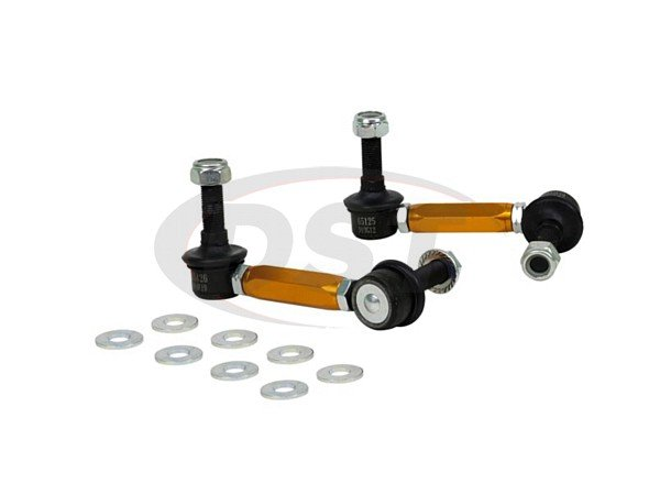 Rear Sway Bar End Link Kit - Adjustable 110-135mm